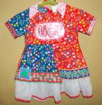 Kleidung für Kinder aus original Vintage Stoffen