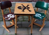 Piraten Sitzgruppe