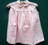 """Baby Hängerchen """"Vichy rosa"""""""